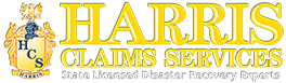 Harris Claims Services logo