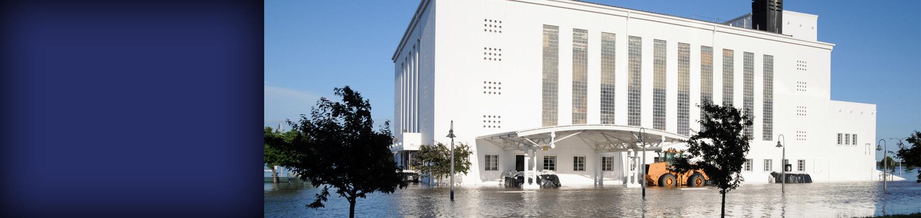 harris claims services flood damage