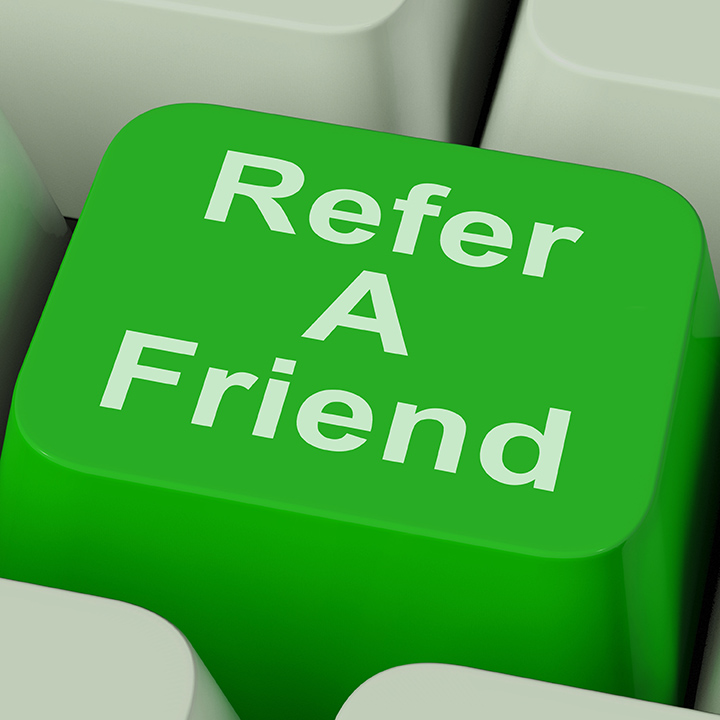 Insurance Claim Referral Program for Our Customers & Professionals