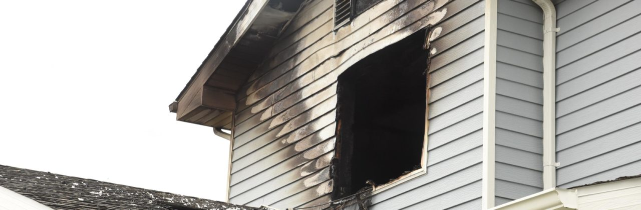 How To Get Rid Of Smoke Damage After A Fire