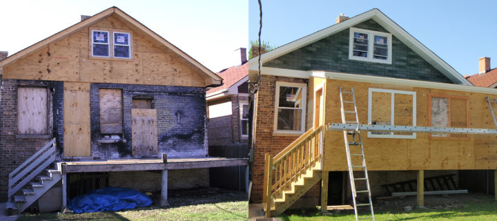 Fire Damage Restoration Process